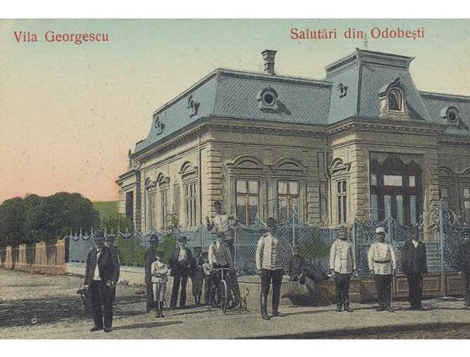 Casa Dr. Georgescu