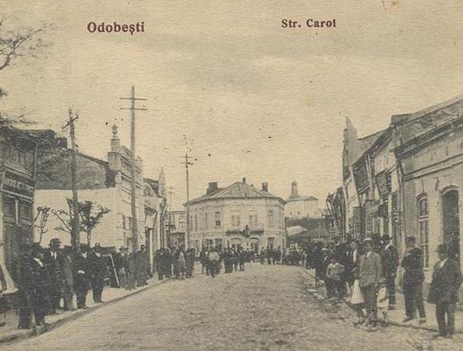 Odobesti_Orasul vechi